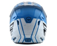 Image 2 for Fly Racing Kinetic K120 Youth Helmet (Blue/White/Red) (Kids S)