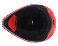 Image 3 for Fly Racing Kinetic K120 Youth Helmet (Red/Black) (Kids M)