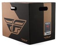 Image 4 for Fly Racing Kinetic K120 Helmet (Red/Black/Grey) (L)