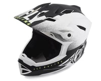 Fly Racing Default Full Face Mountain Bike Helmet (Matte White/Black) (L)