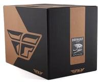 Image 4 for Fly Racing Default Full Face Mountain Bike Helmet (Matte White/Black) (Kids S)