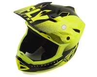 Image 1 for Fly Racing Default Full Face Mountain Bike Helmet (Hi-Vis Yellow/Black) (S)
