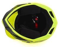 Image 3 for Fly Racing Default Full Face Mountain Bike Helmet (Hi-Vis Yellow/Black) (Kids L)