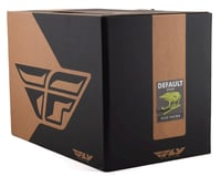 Image 4 for Fly Racing Default Full Face Mountain Bike Helmet (Hi-Vis Yellow/Black) (Kids M)