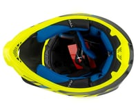 Image 3 for Fly Racing Werx Carbon Full-Face Helmet (Ultra) (Black/Hi-Vis Yellow) (S)