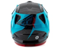 Image 2 for Fly Racing Werx Carbon Full-Face Helmet (Ultra) (Blue/Red/Black) (XS)