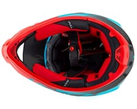 Image 3 for Fly Racing Werx Carbon Full-Face Helmet (Ultra) (Blue/Red/Black) (XS)
