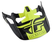 Fly Racing Werx Imprint Visor (Black/HiVis) | relatedproducts