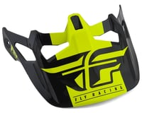 Fly Racing Werx Imprint Visor (Yellow/Black) | relatedproducts