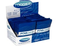 Foggle Foggies Anti-Fog Cleaning Towelettes: Case of 48