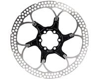 Formula Alloy Carrier Disc Brake Rotor (Black) (6-Bolt/Centerlock) (1)