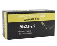 """Image 2 for Forte 26"""" Schrader Valve MTB Tube (26 x 2.1-2.5)"""
