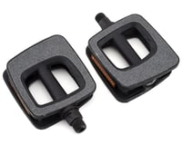 Forte Flatfoot Pedals (Black/Grey)