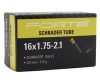 Image 2 for Forte Schrader Tube (16 x 1.75-2.1)