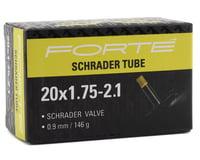 Image 2 for Forte Schrader Tube (20 x 1.75-2.1)