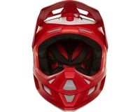 Image 2 for Fox Racing Rampage Pro Carbon Full Face Helmet (Moth Red/White)