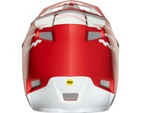 Image 4 for Fox Racing Rampage Pro Carbon Full Face Helmet (Moth Red/White)