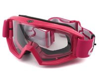 Fox Racing Main Goggles (Adult) (Pink/Clear)