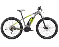 Fuji Bikes Ambient 1.3 27.5+ E-Mountain Bike (Satin Charcoal/Citrus)