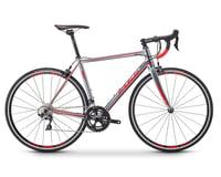 Fuji Bikes 2019 Roubaix 1.3 Road Bike (Polished Silver/Red)