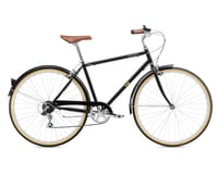 Fuji Bikes 2019 Sagres Commuter Bike (Black)