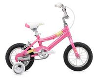 "Fuji Bikes Rookie 12"" Girl's Bike (Bright Rose Pink)"