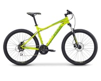 Fuji Bikes 2019 Nevada 27.5 1.7 Mountain Bike (Satin Lime Green)