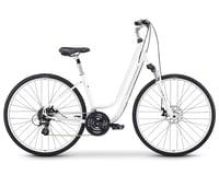 Fuji Bikes Crosstown 1.3 Women's Cruiser Bike (Pearl White)