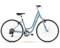 Fuji Bikes Crosstown 2.1 Women's Hybrid Bike (Light Blue)