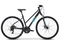 Fuji Bikes Traverse 1.7 ST Women's Cross Terrain Bike (Satin Black)