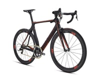 Image 1 for Fuji Bikes Fuji Transonic SL Road Bike - 2016 (Carbon/Orange)