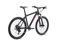 Image 2 for Fuji Tahoe 27.5 1.1 Mountain Bike - 2017 (Black/Red) (15)