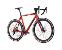 Image 1 for Fuji Altamira CX 1.1 Cyclocross Bike - 2017 (Red/Black) (56)