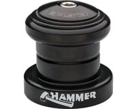 "FSA Hammer Heavy Duty Threadless Headset (Black) (1-1/8"")"