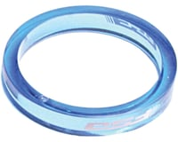 "FSA PolyCarbonate Headset Spacers (Blue) (1-1/8"") (10)"