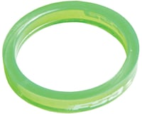 "FSA PolyCarbonate 5mm Spacer Bag (Green) (1-1/8"") (10) 
