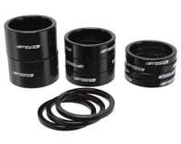 "FSA Assorted Headset Spacer Kit (1-1/8"") (12)"