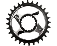 Image 1 for FSA Mountain Megatooth DM 1x Chainring (Black/Silver) (28T)