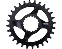 Image 2 for FSA Mountain Megatooth DM 1x Chainring (Black) (28T)