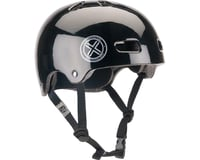 Fuse Protection Delta Scope In-Mold Hardshell Helmet - Glossy Black, X-Small/Med