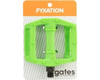 Image 3 for Fyxation Gates PC Pedals Green