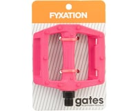 "Image 3 for Fyxation Gates Pedals - Platform, Wire, 9/16"", Pink"