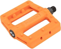 Fyxation Gates Slim Pedals (Orange)