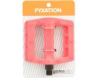"""Image 3 for Fyxation Gates Slim Pedals - Platform, Plastic, 9/16"""", Pink"""