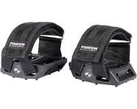 Image 2 for Fyxation Gates Pedal Strap Kit Black