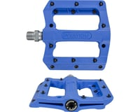 Fyxation Mesa MP Sealed Nylon Pedals w/Replaceable Pins (Blue) (9/16)