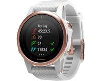 Image 2 for Garmin Fenix 5S Sapphire GPS Watch (Rose Gold/White)
