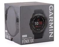Image 3 for Garmin Fenix 6X Pro Solar (Carbon Gray DLC w/ Fenix 6 Quick Fit Wristband)