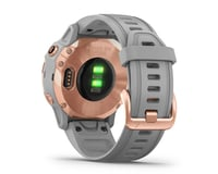 Image 3 for Garmin Fenix 6S Sapphire (Rose Gold w/ Gray Fenix 6 Quick Fit Wristband)