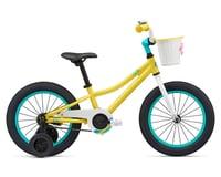"Liv/Giant Adore 16"" Child Bike (Yellow)"
